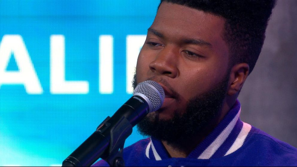 VIDEO: Khalid performs 'Location' live on 'GMA'