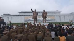 VIDEO: North Korea stages largest live firing drill to mark militarys 85th anniversary