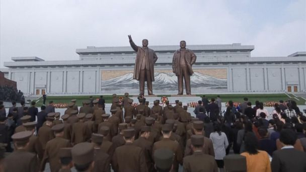 VIDEO: North Korea stages 'largest live firing drill' to mark military's 85th anniversary