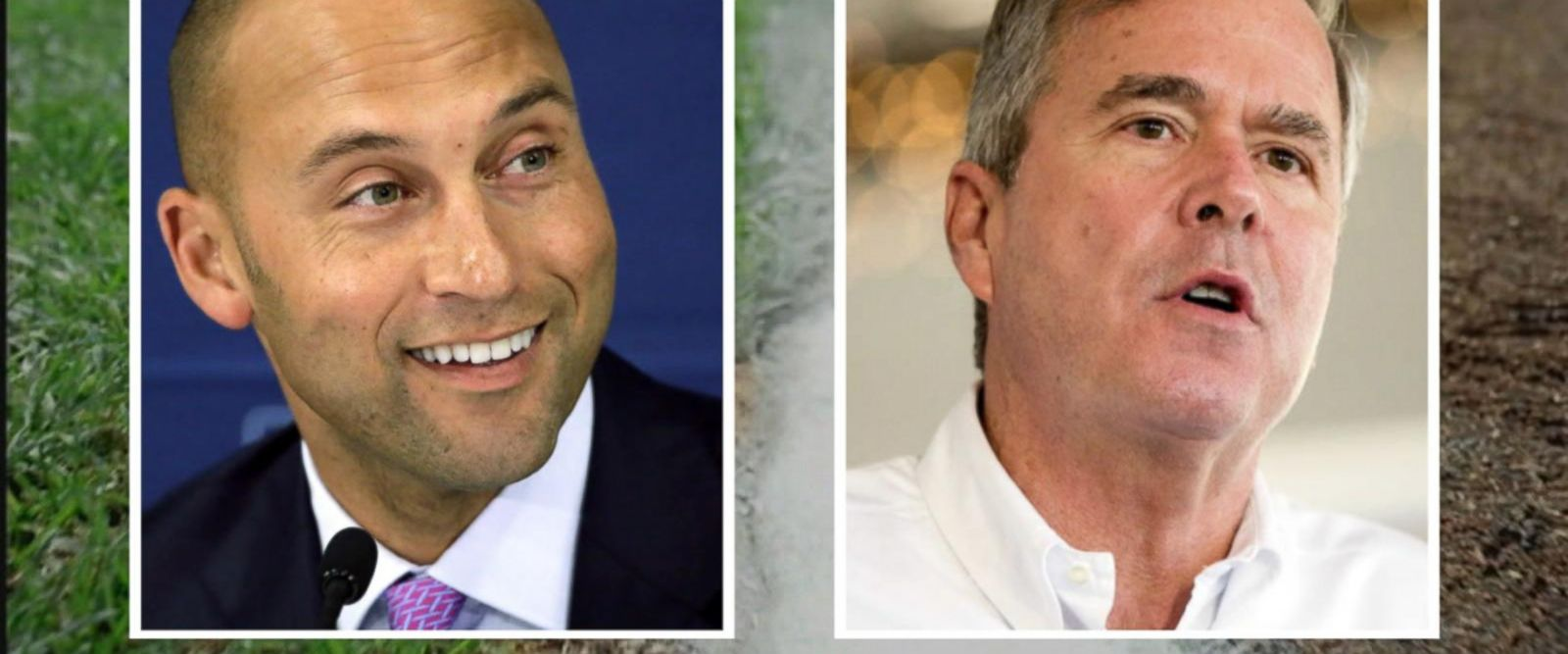 VIDEO: Jeb Bush and Derek Jeter reportedly set to buy Miami Marlins