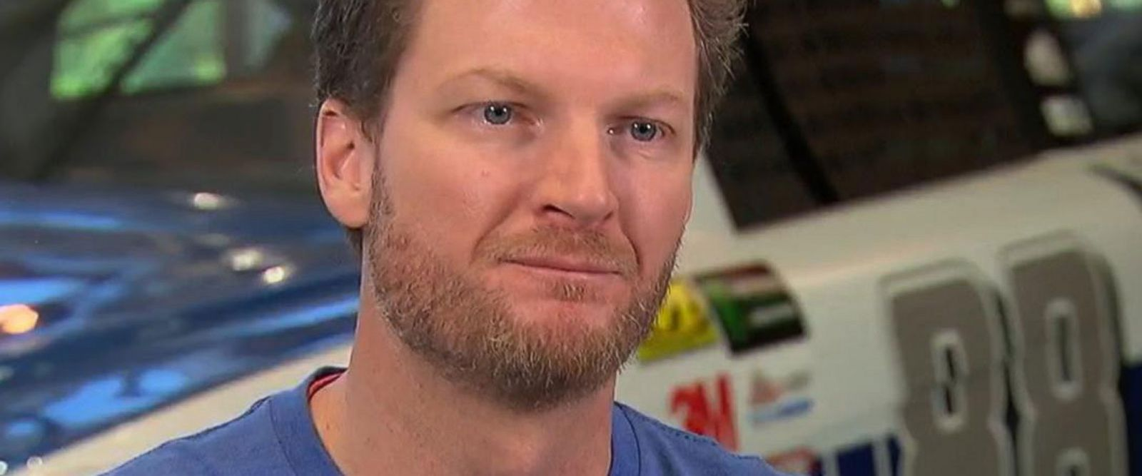 VIDEO: Dale Earnhardt, Jr. on what he'd want to tell his dad