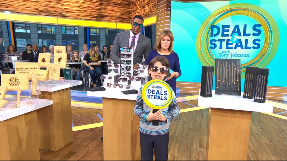 Good Morning America View Your Deal : Deals and steals mother s day gifts video abc news