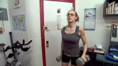 VIDEO:New study: Exercise can be addictive