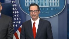 VIDEO: White House promises massive cuts in tax plan