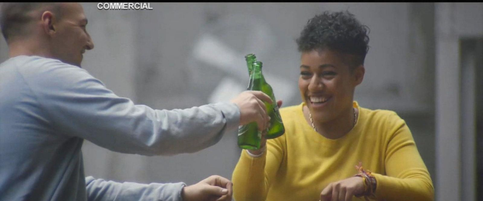 VIDEO: Heineken releases politically-charged commercial