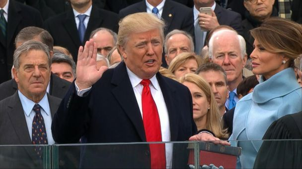 VIDEO: Most notable moments of Trump's first 100 days in office