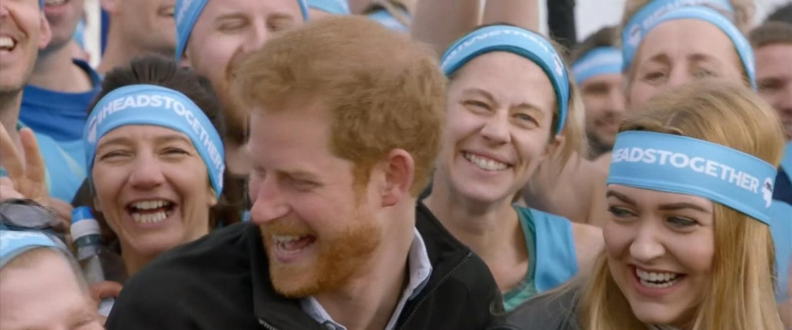 VIDEO: How Prince William, Prince Harry, and Princess Kate's mental health campaign is changing lives