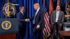 VIDEO: Trump to make historic appearance at NRA meeting