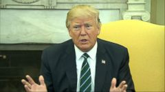 VIDEO: Trump in his first 100 days has struggled to seal the deal with Congress