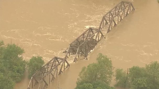 VIDEO: Historic flooding affects multiple states