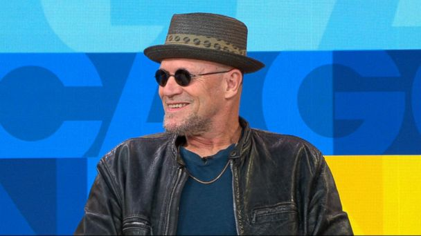 VIDEO: Michael Rooker opens up about 'Guardians of the Galaxy Vol. 2'