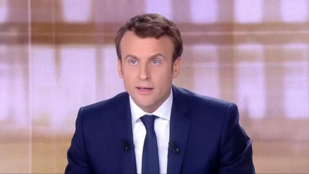 VIDEO: French presidential candidate Emmanuel Macron's campaign targeted by hackers