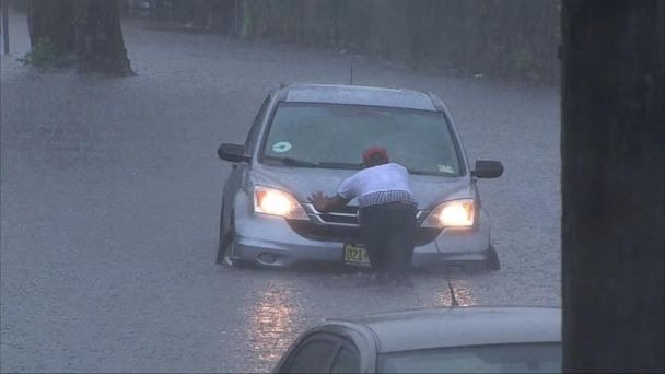 VIDEO: East Coast slammed with severe weather