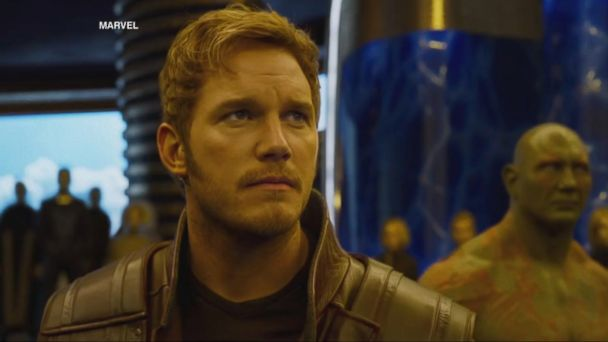 VIDEO: 'Guardians of the Galaxy Vol. 2' opens in the US this weekend