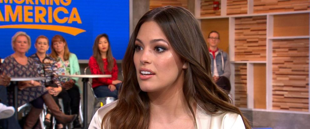 VIDEO: Ashley Graham opens about body shaming and her new book