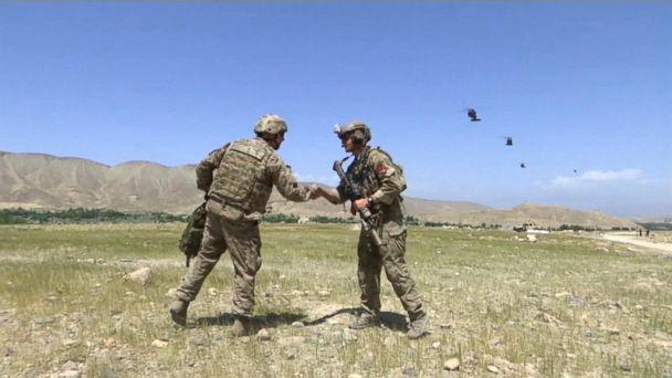 VIDEO: Trump considers adding troops in Afghanistan