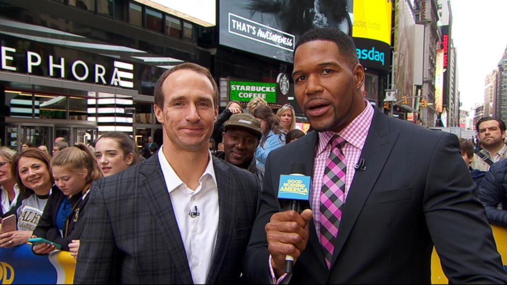 VIDEO: Drew Brees opens up about exertional heat stroke