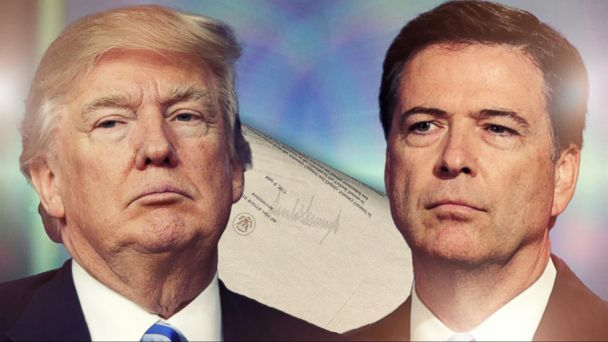 VIDEO: More details emerge about the tense relationship between Trump and Comey