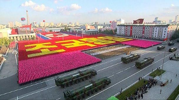 VIDEO: North Korea launches new ballistic missile