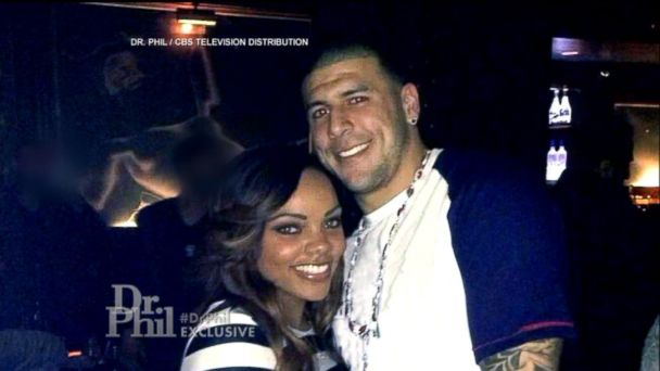 VIDEO: Aaron Hernandez's fiancee claims his death was not a suicide
