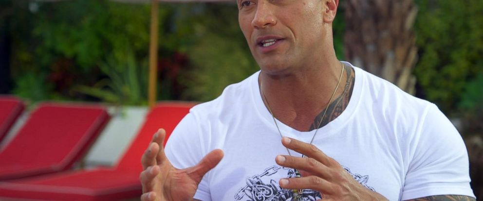 VIDEO: Dwayne The Rock Johnson answers Baywatch-themed lightning round