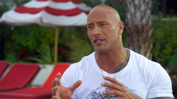 VIDEO: Dwayne 'The Rock' Johnson answers 'Baywatch'-themed lightning round