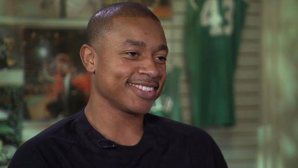 VIDEO: Isaiah Thomas talks challenges, NBA playoffs