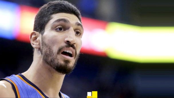 VIDEO: Outspoken NBA star headed back to the US after his passport was revoked by Turkey
