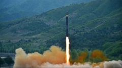 VIDEO: North Korea launches 8th missile this year