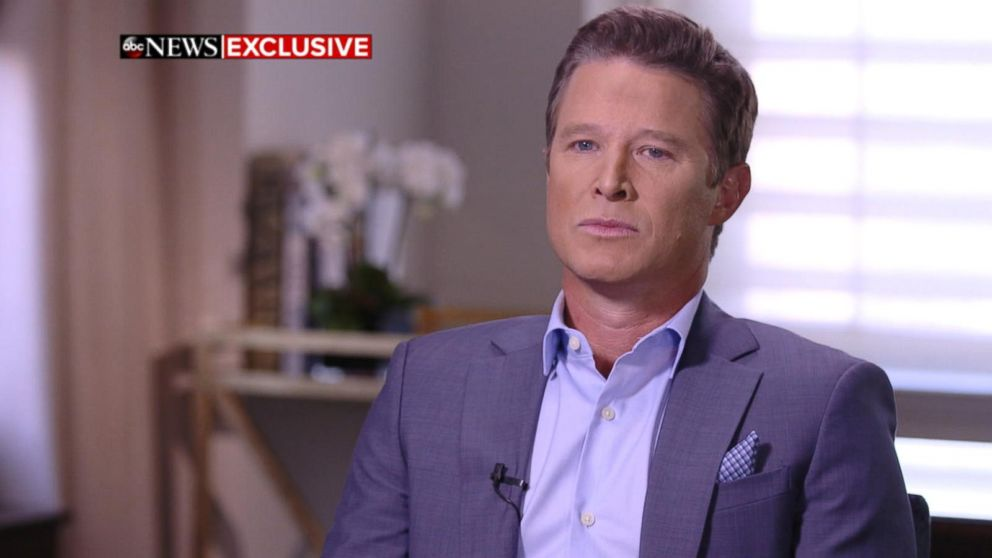 VIDEO: Billy Bush speaks out about 'Access Hollywood' video