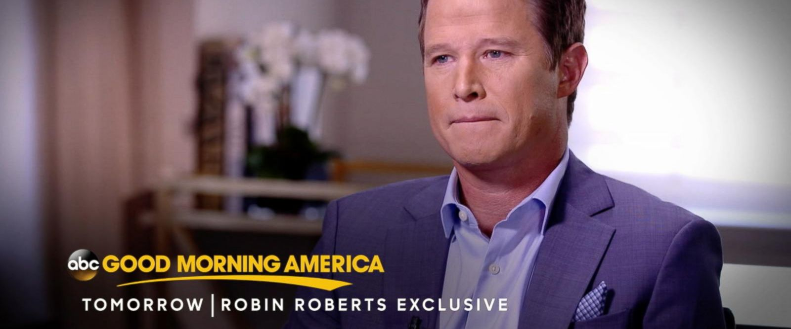 VIDEO: The Robin Roberts Billy Bush Exclusive - Tomorrow only on GMA