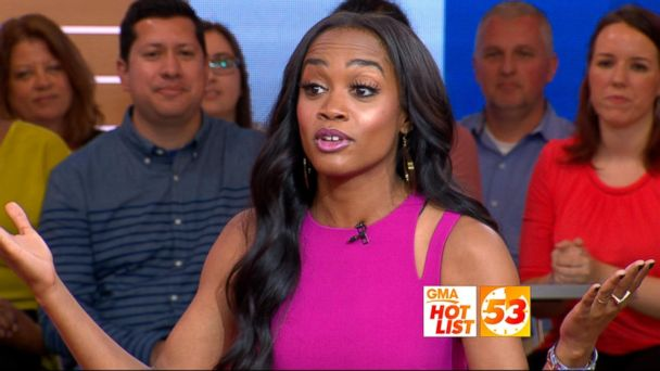 VIDEO: 'GMA' Hot List: Bachelorette Rachel Lindsay on her journey to love