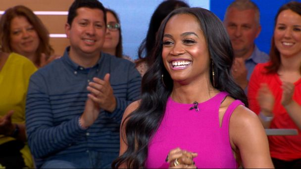 VIDEO: The Bachelorette Rachel Lindsay opens up about her journey to find love