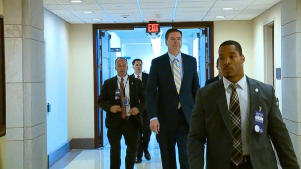 VIDEO: James Comey to publicly testify before the Senate