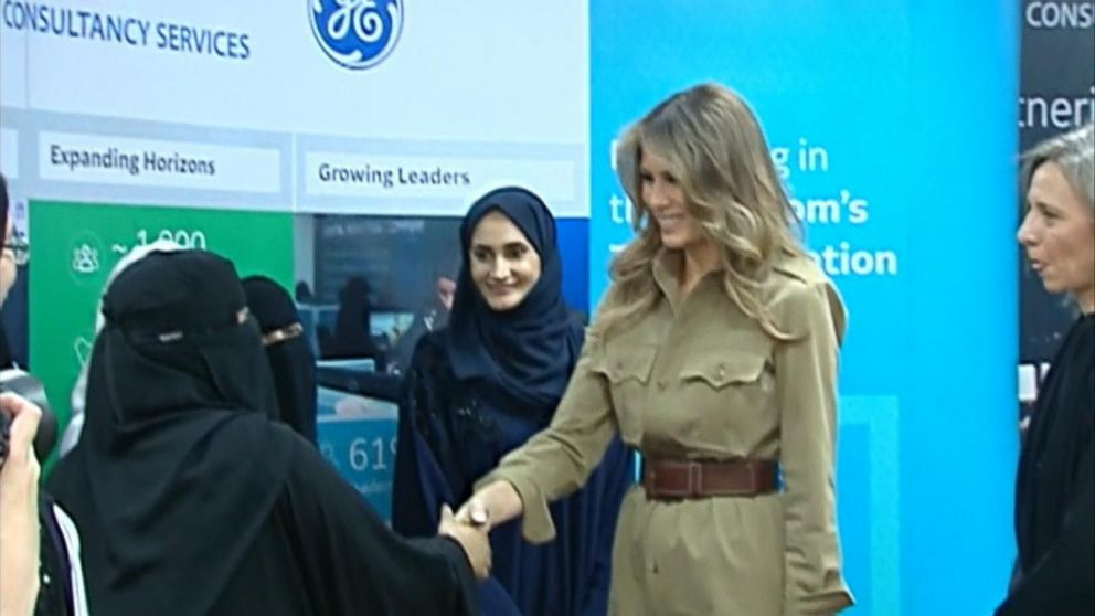 VIDEO: Melania, Ivanka Trump promote women's empowerment abroad