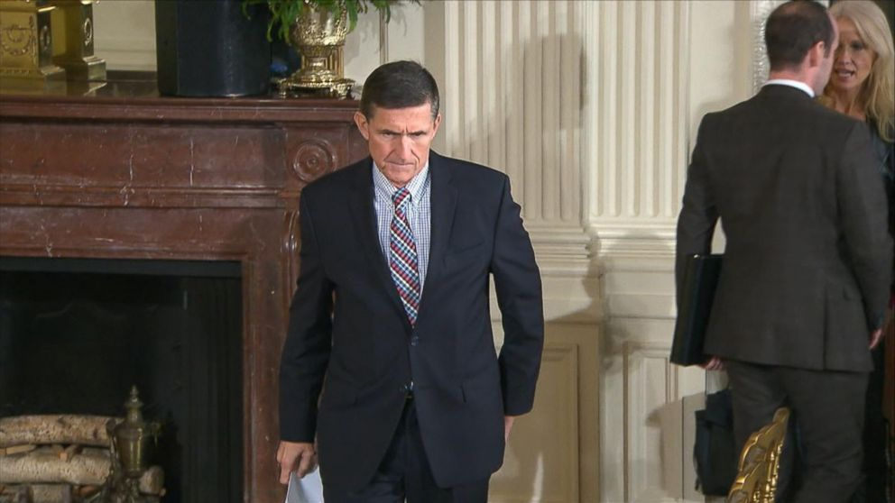 VIDEO: Michael Flynn to take the 5th Amendment