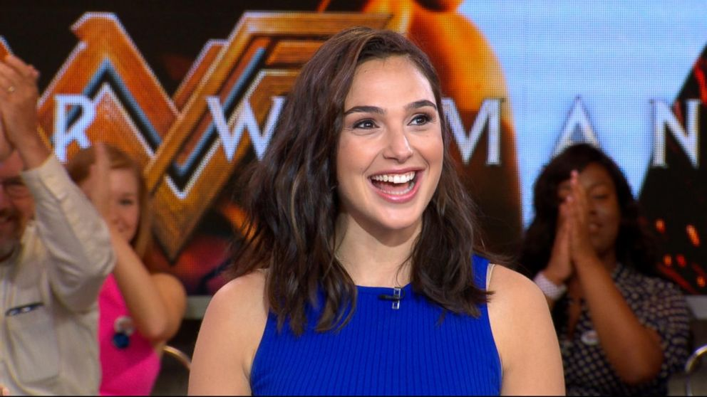 VIDEO: Gal Gadot opens up about 'Wonder Woman' live on 'GMA'