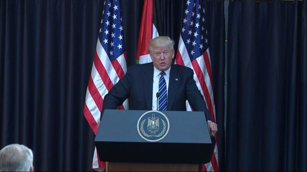 VIDEO: Trump calls out 'evil losers' behind deadly Manchester blast