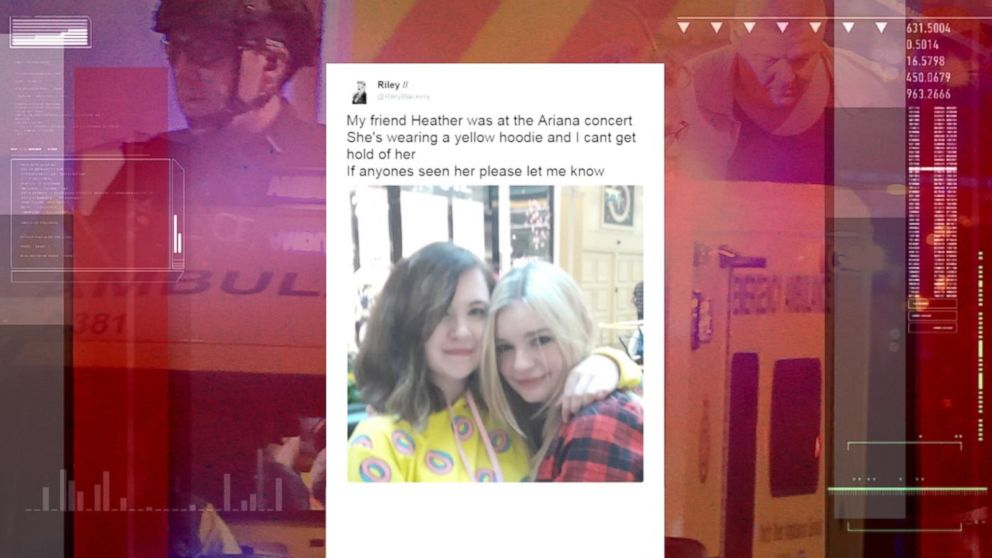VIDEO: Social media helps Manchester blast survivors reunite
