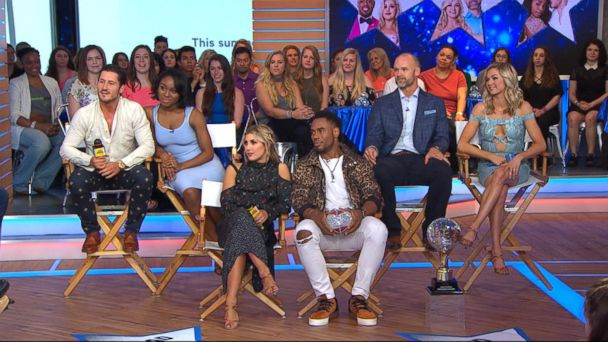 VIDEO: The 'Dancing With the Stars' finalists speak out live on 'GMA'