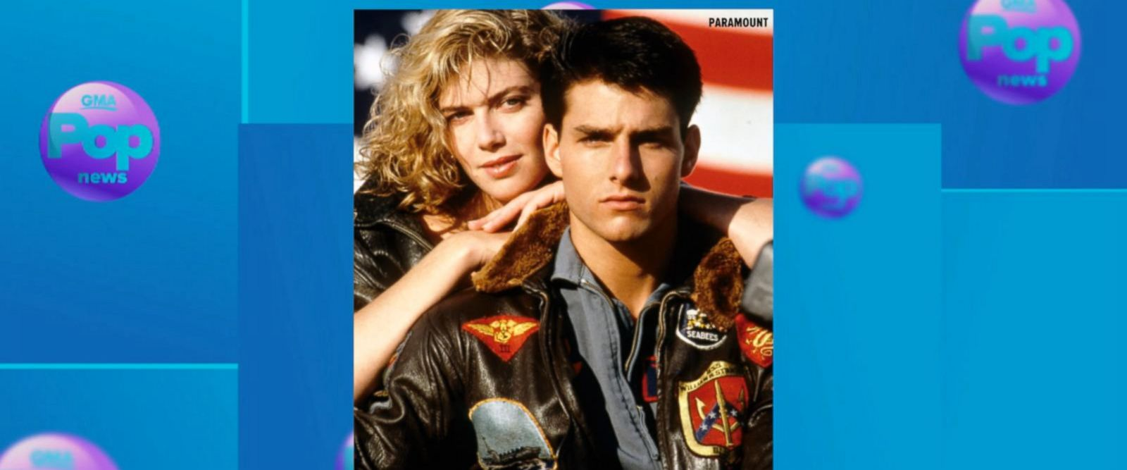 VIDEO: Tom Cruise confirms his return to the 'Danger Zone' in 'Top Gun' sequel
