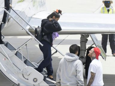 WATCH:  Ariana Grande returns to US after deadly concert blast