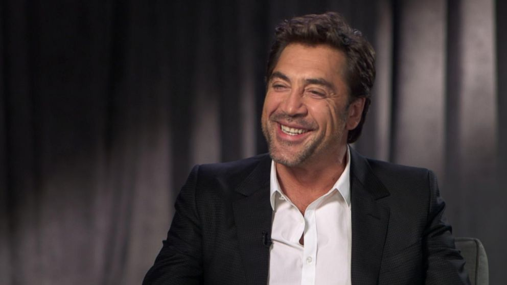 Javier Bardem dishes on playing the villain in new ... Javier Bardem