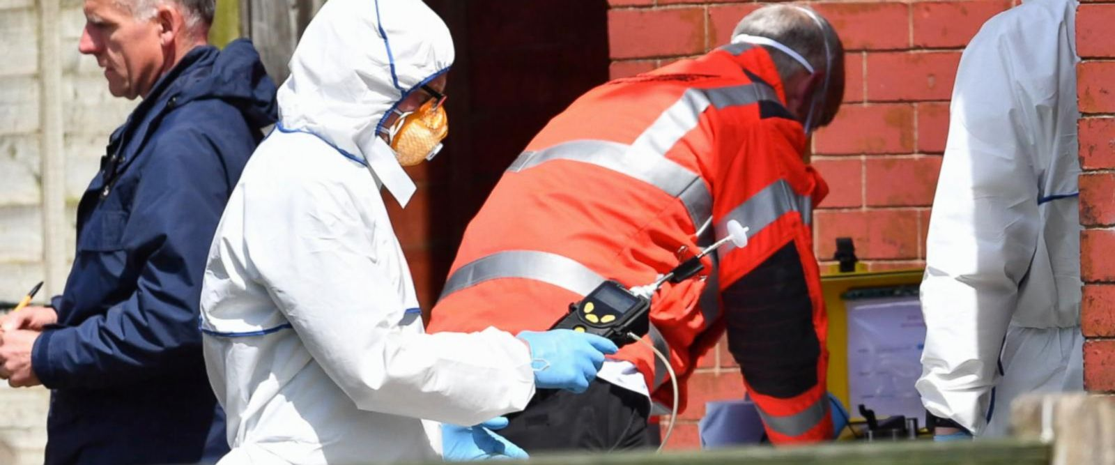 VIDEO: Authorities found bomb-making workshop in Salman Abedi's home