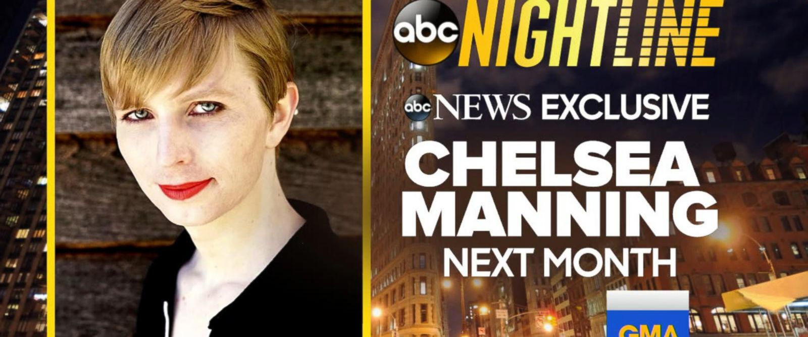 VIDEO: Chelsea Manning to speak in exclusive ABC News interview