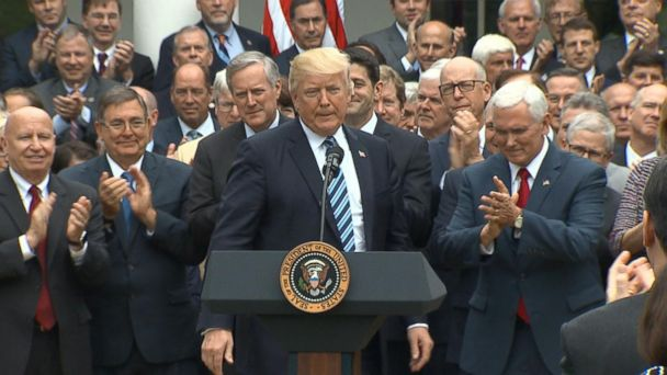 VIDEO: White House reacts to CBO score of health care bill