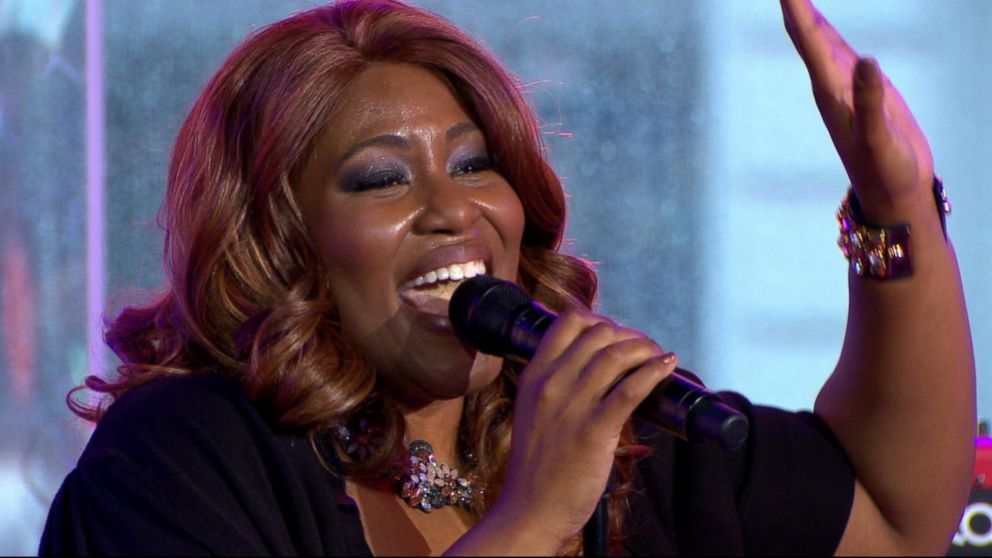 VIDEO: Mandisa performs 'I'm Still Here' on 'GMA'