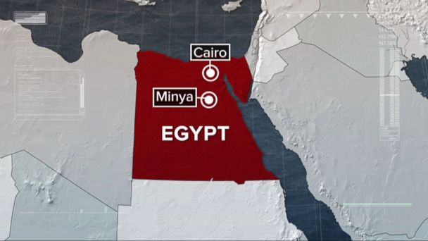 Gunmen opened fire on a bus carrying Coptic Christians south of the Egyptian capital on Friday, killing 24 people and wounding 25, officials said.