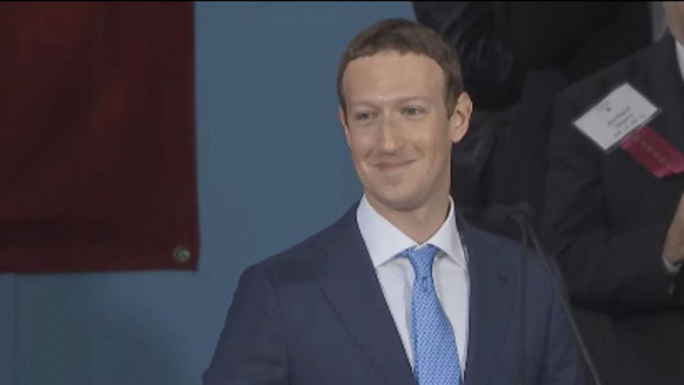 VIDEO: 'GMA' Hot List: Mark Zuckerberg's commencement speech at Harvard