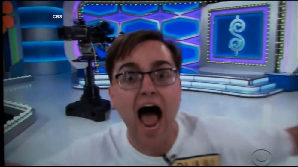 VIDEO: 'Price Is Right' contestant goes bonkers after setting Plinko record